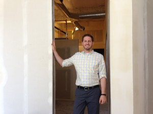 Cascade chiropractic build out Belmont office