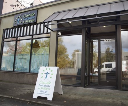 portland oregon chiropractors chris cooper google places walk through