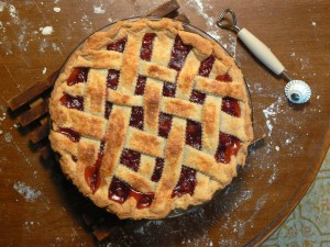 make a pie in portland