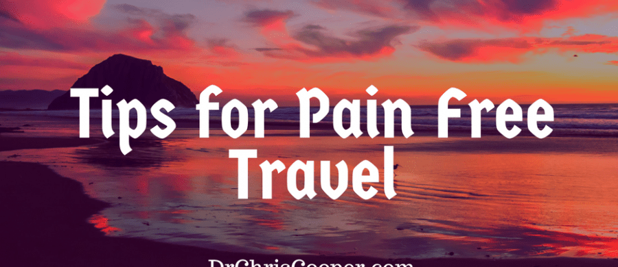 travel pain portland oregon chiropractor dr chris cooper
