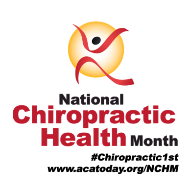 chiropractic1st national health month chiropractors in portland