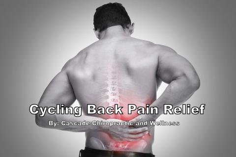Cycling Back Pain Relief