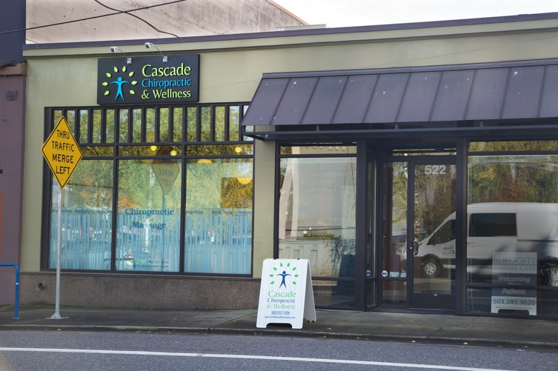 Portland National Chiropractic Health Month