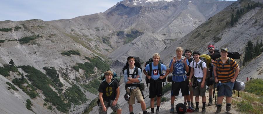 Mt. Hood 50 mile hike