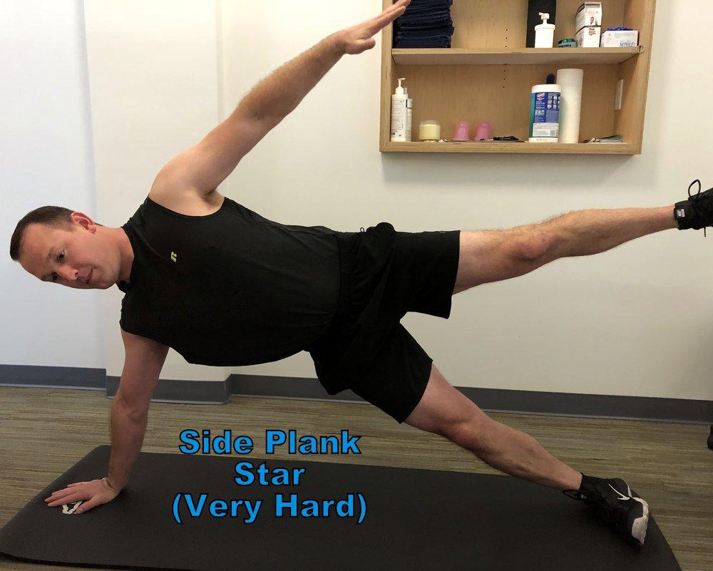 Side plank portland chiropractor